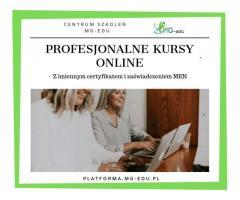 Prowadzenie sekretariatu - kurs internetowy