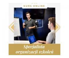 Specjalista szkoleń - kurs internetowy