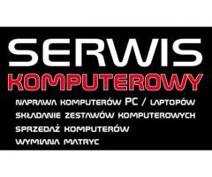 Naprawa Komputerów / Serwis z dojazdem