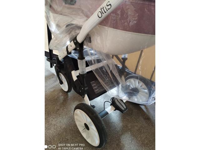 Sprzedam wózek dziecięcy 2w1