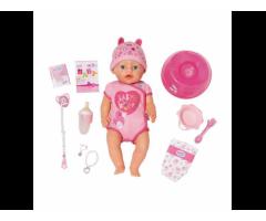 Zapf Creation Baby Born- lalka interaktywna Nowa